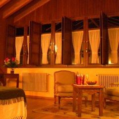 Hotel Valle Del Silencio Понферрада гостиничный бар