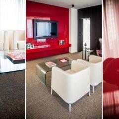 Hotel Glam Milano 4* Люкс с различными типами кроватей фото 11