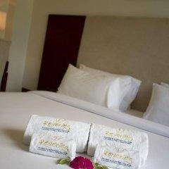 Отель Reveries Diving Village, Maldives 3* Номер Делюкс с двуспальной кроватью фото 11