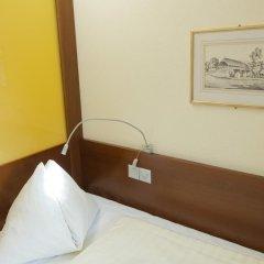 Отель Goldener Schlüssel 3* Стандартный номер с различными типами кроватей фото 14