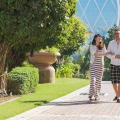 Al Raha Beach Hotel Villas спортивное сооружение