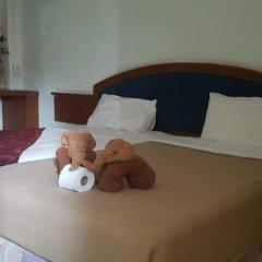 Отель Pinthong house 2* Стандартный номер с 2 отдельными кроватями фото 18