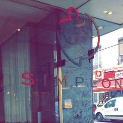 Отель Hôtel du Simplon Франция, Лион - отзывы, цены и фото номеров - забронировать отель Hôtel du Simplon онлайн городской автобус