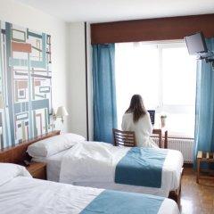Hotel Coruña Mar 2* Номер категории Эконом с различными типами кроватей фото 3