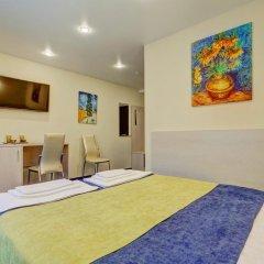Мини-Отель Комфорт Класс Стандартный номер с различными типами кроватей