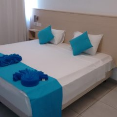 Отель Smartline Cleopatra Annex 3* Стандартный номер с различными типами кроватей фото 2