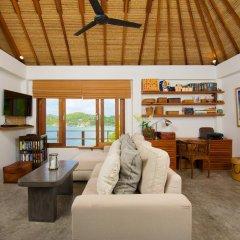 Отель Cape Shark Pool Villas 4* Вилла с различными типами кроватей фото 15