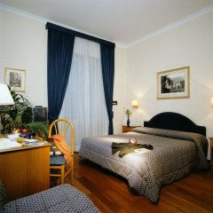 Hotel Piemonte 3* Стандартный номер с различными типами кроватей фото 12