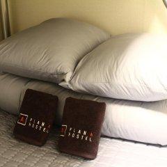 Plan A Hostel Стандартный номер с различными типами кроватей