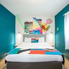 Colors Budget Luxury Hotel Номер категории Эконом фото 13