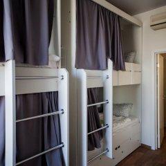 Хостел География Казань Кровать в общем номере двухъярусные кровати фото 7