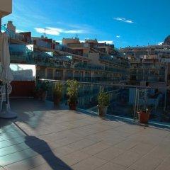 Отель AP Costas - Nova Calpe балкон