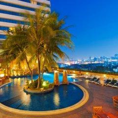 Отель Prince Palace Бангкок