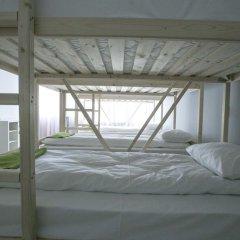 Хостел Bla Bla Hostel Rostov Кровать в общем номере с двухъярусной кроватью фото 11