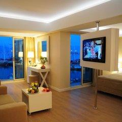 Alesta Yacht Hotel 4* Люкс с различными типами кроватей фото 2