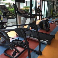 Отель Lotus-Bar фитнесс-зал