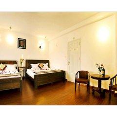 Отель Blue An Bang Villa 2* Стандартный семейный номер с двуспальной кроватью фото 4