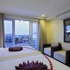 River Suites Hoi An Hotel 3* Номер Делюкс с различными типами кроватей фото 10