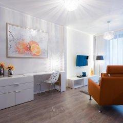 Отель EXCLUSIVE Aparthotel Улучшенные апартаменты с 2 отдельными кроватями фото 19