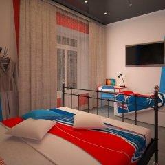 Hostel Racing Paradise Стандартный номер с различными типами кроватей фото 25