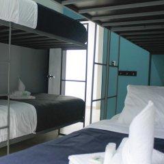 Отель Hostal Be Condesa Кровать в общем номере