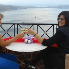 Отель Irini Villas Resort Греция, Остров Санторини - отзывы, цены и фото номеров - забронировать отель Irini Villas Resort онлайн питание фото 3