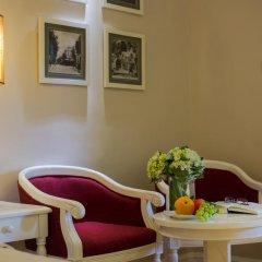 Calypso Premier Hotel 3* Улучшенный номер разные типы кроватей фото 6