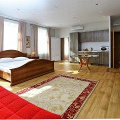 Гостиница Елисеефф Арбат 3* Стандартный семейный номер с двуспальной кроватью фото 25