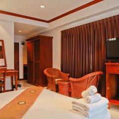 Inn House Hotel 3* Номер Делюкс с различными типами кроватей фото 3