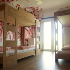 Отель Arthouse Ericeira Кровать в общем номере фото 4