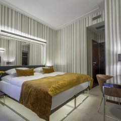 Отель Clementin Old Town 4* Стандартный номер с различными типами кроватей фото 2