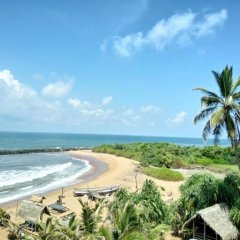 Hotel Coconut Bay пляж фото 2