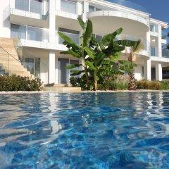 Отель Villa Yalcin бассейн