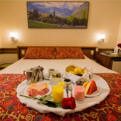 Bella Italia Hotel & Eventos в номере