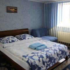Гостевой Дом Людмила Апартаменты с разными типами кроватей фото 24