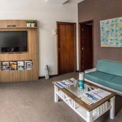Samambaia Executive Hotel 2* Стандартный номер с различными типами кроватей фото 12