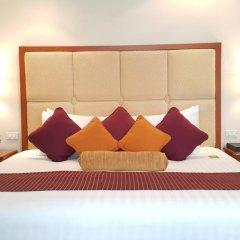 Boulevard Hotel Bangkok 4* Номер Делюкс с разными типами кроватей фото 15