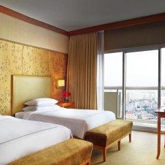 Отель Swissotel The Stamford 5* Представительский номер с различными типами кроватей фото 5