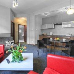 Отель Aparts Bed & Breakfast 3* Апартаменты с различными типами кроватей фото 6