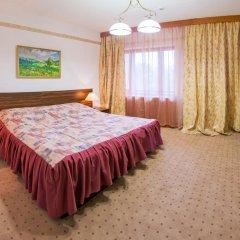 Президент Отель 4* Апартаменты с различными типами кроватей фото 4