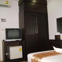 Отель Patong Bay Guesthouse 2* Стандартный номер с различными типами кроватей фото 2