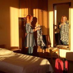 Отель Noclegi Apro 2* Стандартный номер с различными типами кроватей фото 7