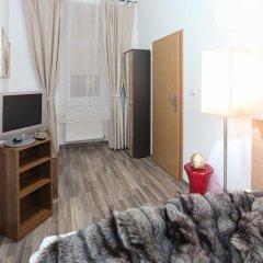 Апартаменты Queens Apartments Студия с различными типами кроватей фото 3
