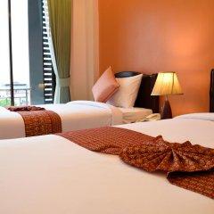 Отель Krabi Phetpailin Hotel Таиланд, Краби - отзывы, цены и фото номеров - забронировать отель Krabi Phetpailin Hotel онлайн спа