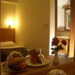 Perdikia Beach Hotel 3* Стандартный номер с различными типами кроватей фото 16