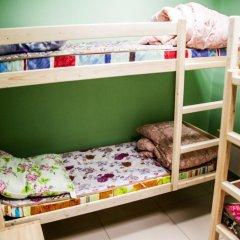 Хостел Sleep&Go Кровать в общем номере с двухъярусной кроватью фото 20