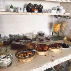 Отель Athermi Suites Греция, Остров Санторини - отзывы, цены и фото номеров - забронировать отель Athermi Suites онлайн питание