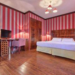 Отель Villa Pantheon 4* Стандартный номер с различными типами кроватей фото 3