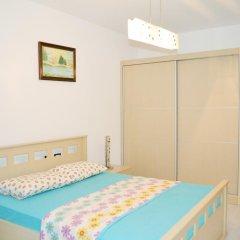 Отель Azzurra Apartments Албания, Саранда - отзывы, цены и фото номеров - забронировать отель Azzurra Apartments онлайн комната для гостей фото 5