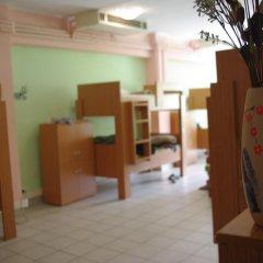 Small Funny World Athens - Hostel Кровать в общем номере с двухъярусной кроватью фото 2